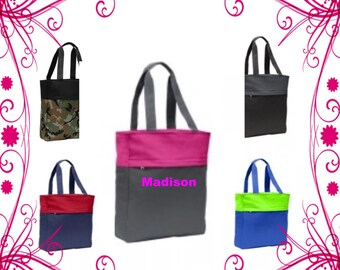 FREE SHIPPING Colorblock tote