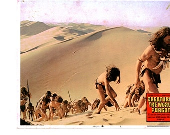 Creatures The World Forgot - US Lobby Card No 2