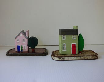 Tin Lid House