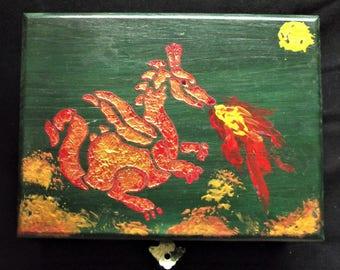 Dragon's Horde Charm box