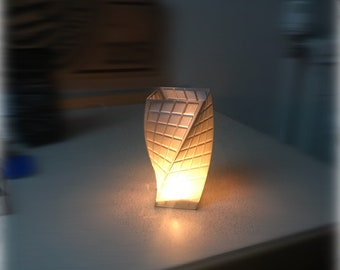3d printed tealight or candle holder