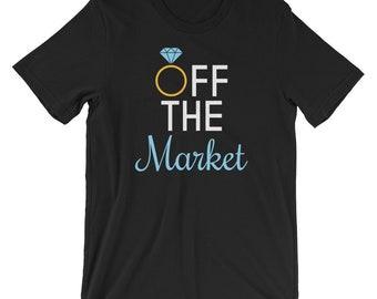 Off The Market Engagement T-shirt