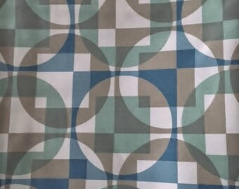 ROBERT ALLEN FABRIC geometric 3yds