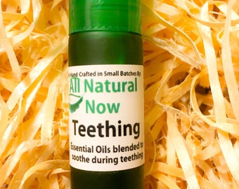 Teething Essential Oil Blend | 100% Pure & Therapeutic Essential Oils | Baby