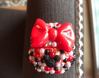 Minnie Mouse / Mickey Mouse Bling EOS Lip Balm