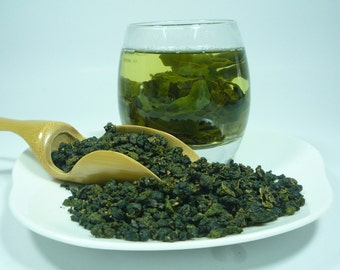 Green Oolong Tea, Perfect Oolong Tea come Straight from High Mountain, Natural Flavor! 8.75oz