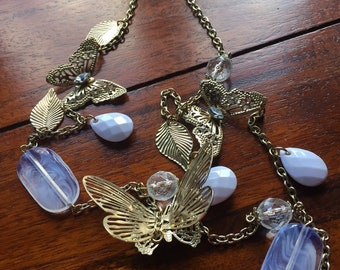 Butterflies Necklace