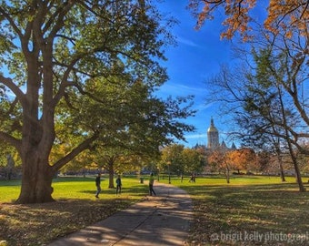 Hartford Bushnell Park Photo Digital Download