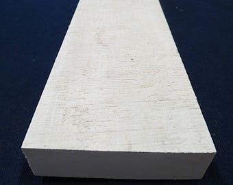 "American Holly 4/4 Lumber - * Premium * KD Kiln-Dried -- 1"" x 2-1/4"" x 24-1/2"""