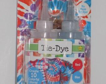 Tie-Dye DIY Kit: 2pc Squeeze Bottles with Dye &  Soda Ash