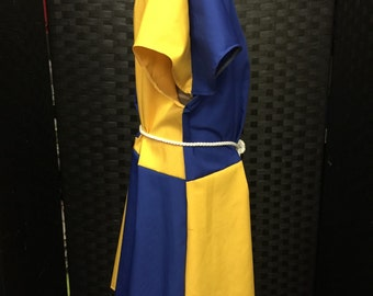 Jousting,jester,knight Tabard/Roleplay/Fancy Dress/Stag Night