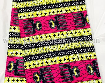African fabric Supreme/African Prints/African Fabric/Crafts/African Clothing/ Ankara / Wax/ Holland Supreme sold by yard