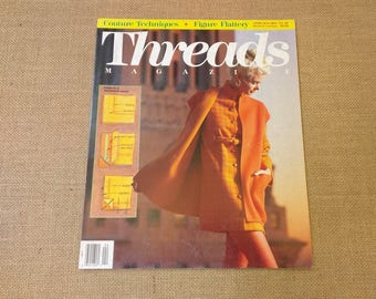 Threads Magazine April May 1991 Back Issue Number 34