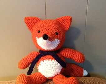 Felix the fox- special order for Lacey