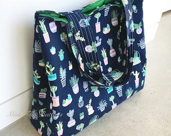 Tote bag, handmade tote bag, picnic bag, beach bag, swim bag, teacher tote bag, giant tote bag, totes . . .