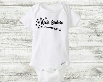 Harry Potter Onesie®, accio boobies Onesie®