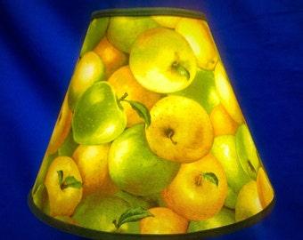 Golden Delicious Granny Smith Green Lamp Shade