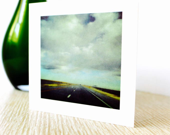 "Friendship/Any Occasion Greeting Card ""Going Home"""