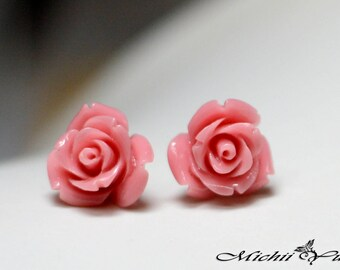 Sailor Jupiter Rose Earrings