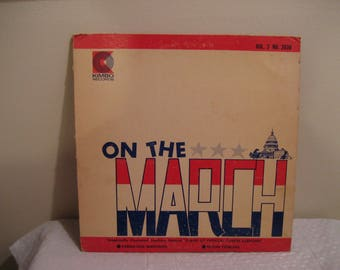 KIMBO RECORDS, for the nations physical fitness, lp (record)