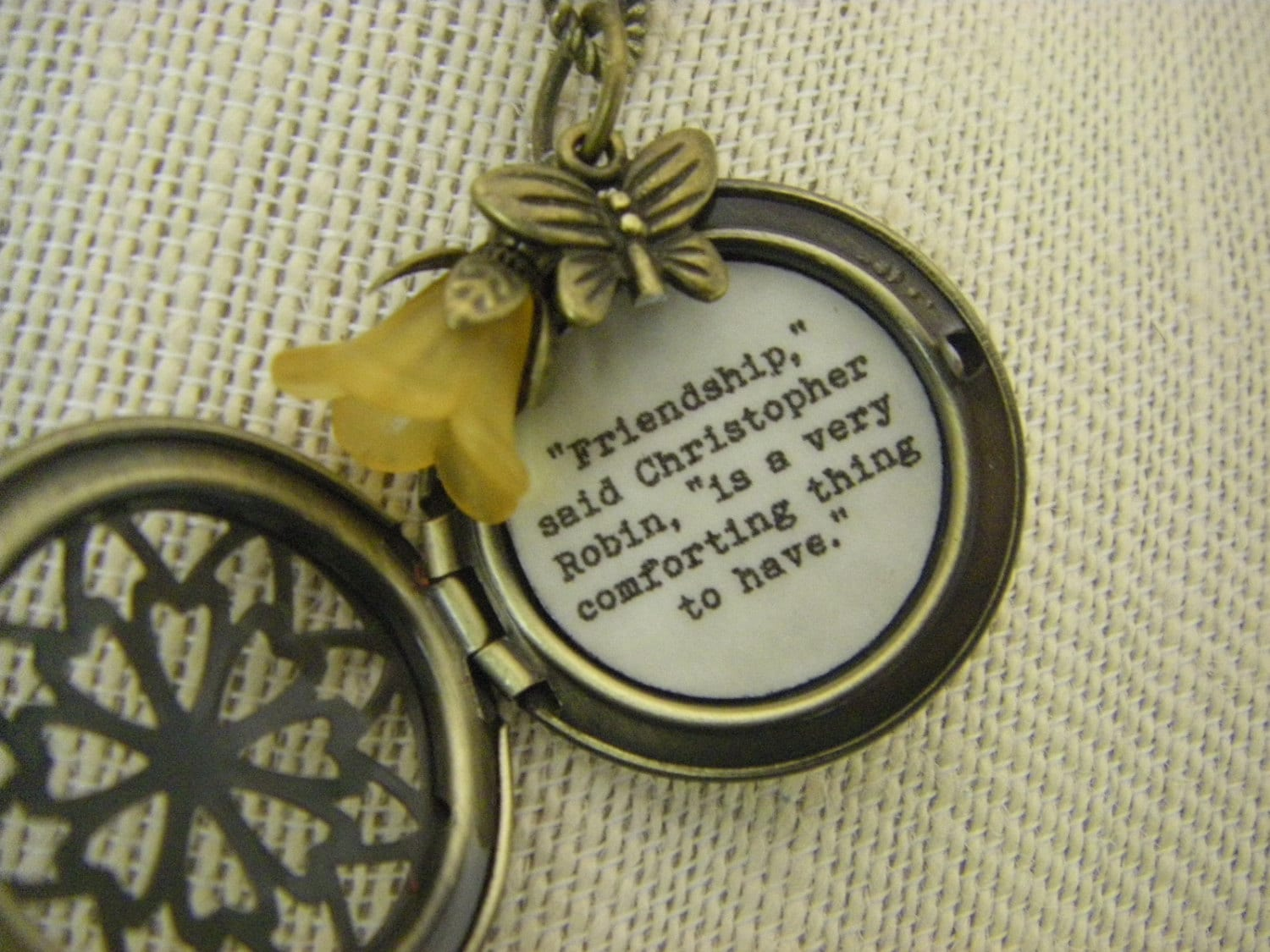 lockets friend locket about quotes