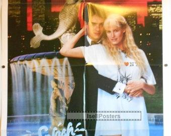 Splash - 1984 - Original US one sheet movie poster
