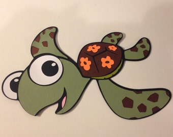 Squirt die cut from Finding Nemo