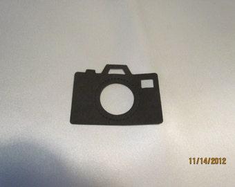camera die cuts