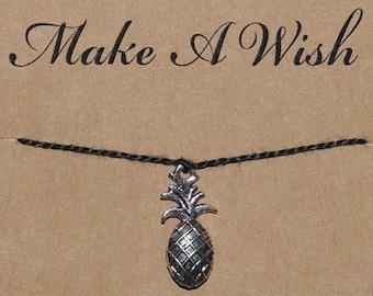 Pineapple Wish Bracelet - Buy 3 Items, Get 1 Free