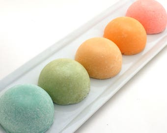 Solid Shampoo and Conditioner Bars --The Hair Care Pair  that Rocks n Rolls
