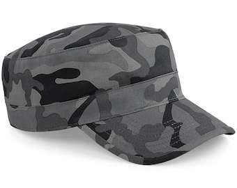 Camo Army cap ideal for camping ideal for camo lovers