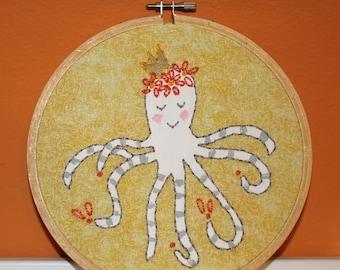 Octopus Princess Sampler