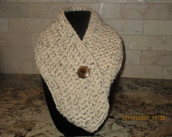 Tailored Infinity Scarf