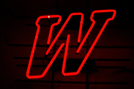 Man Cave Neon : Amazon make my heart melt real glass neon sign for bedroom