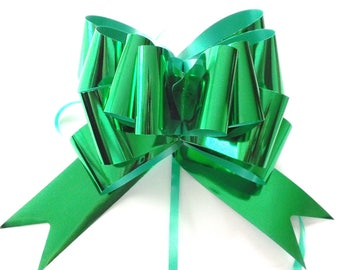 5 knots pull paper 5x115cm green color - REF. 81