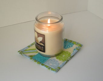 Candle Coasters -set of 2