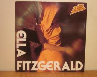 Vinyl record, Ella Fitzgerald, Hit parade, jazz music, Vinyl album, Collectible vinyle, Ella Fitzgerald, jazz album