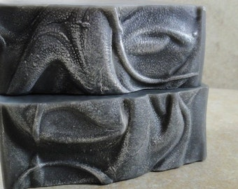 Black Pearl - Handmade Soap - Limited Edition