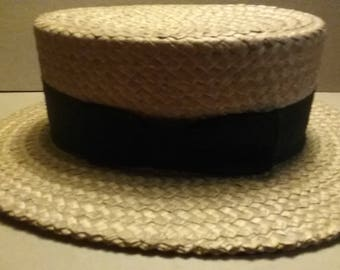 Boaters Hat 1920s