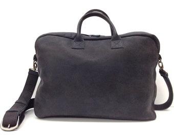 """Sale!!! Hand made men's Leather messenger bag, leather crossbody bag, leather shoulder bag, men lap top 11"""" leather bag, MacBook Bag"""