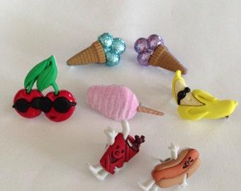 Food pins! Part 2!!