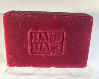 Hand Made Cold Processed Soap-Cranberry Delight