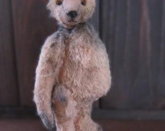 Teddy bear Doris. Artist bear. OOAK