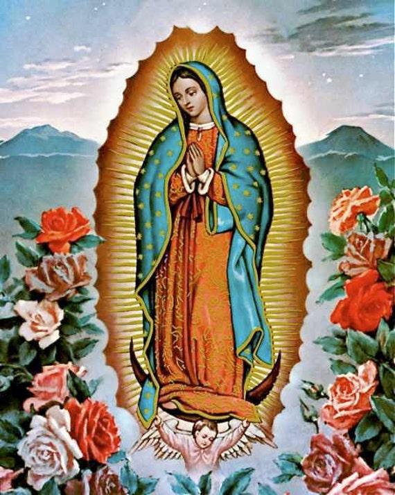 Define holy virgin of virgins