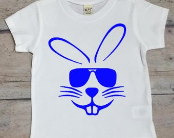 Easter Shirt, Boys Easter Shirt, Boy Bunny, Bunny Shirt, Baby Boy, Toddler Boy, Boy Shirt, First Easter, Easter Outfit, Baby Easter