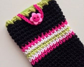handmade crocheted iPhone...