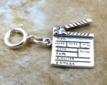director clapboard etsy