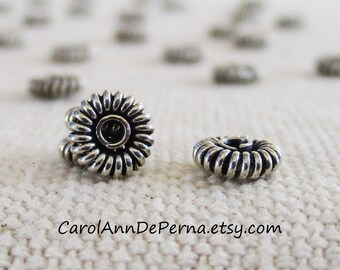 motifs bead newly tibet with very in hole made diameter beads floral silver sterling new through large cool beadparadise long traded x com nepal products from