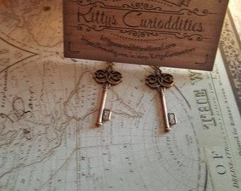 Key Earrings.