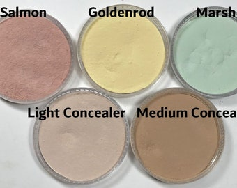 Concealers and Correctors Mineral Makeup Complexion Concealers